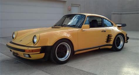porsche 1980s 911 for sale title questions 1986 porsche 911 turbo bring a trailer