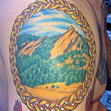 henna tattoo artists in boulder co flatirons by scottiedeville celtic coloradotat
