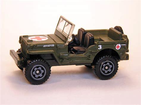 Matchbox Jeep Matchbox Mb96 B Jeep Willys