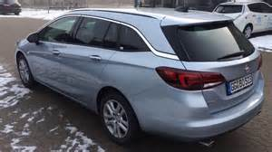 Opel Estate 2016 Opel Astra Estate Looks And Interior