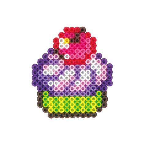 cupcake perler cupcake perler perler perler