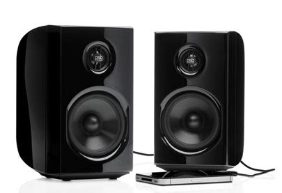 psb alpha ps1 powered speaker system