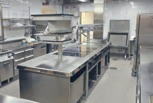 Commercial Kitchen Islands by Stainless Steel Kitchen Island Trend Stainless Steel