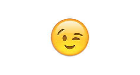 emoji wink wink emoji pictures to pin on pinterest pinsdaddy