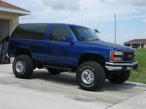 1993 chevy full size blazer tahoe yukon in mint conditions for sale in hialeah florida united 1993 gmc yukon image 7