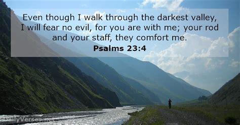 psalms comfort psalm 23 4 bible verse of the day dailyverses net