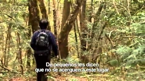 bosque aokigahara el bosque de los suicidios malditos documental el bosque del suicidio japon parte 1 sub espa 241 ol youtube