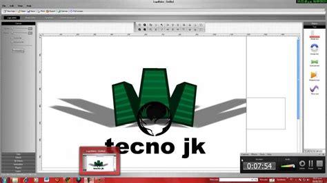 tutorial logo maker como utilizar logo maker tutorial en espa 241 ol youtube