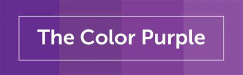 color purple differences between book and color psychology in marketing the complete guide free