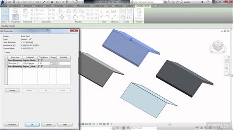 tutorial revit roof revit architecture roof design tutorial roof types