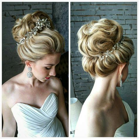 Hairstyles For Wedding Of The by Wedding Hairstyle For 2017