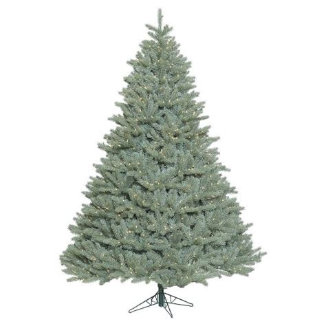 7 5 colorado blue spruce artificial christmas tree with