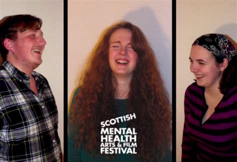 film comedy podcast scottish mental health arts and film festival talking heads