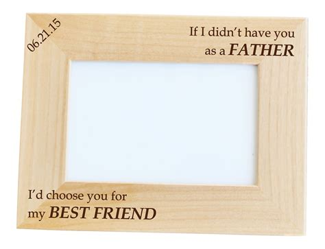 best frame my best friend custom photo frame