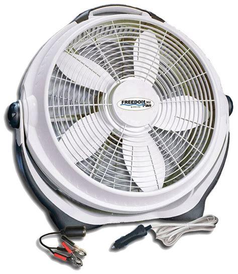 12 volt fans for cing 12 volt dc battery fans crank appliances