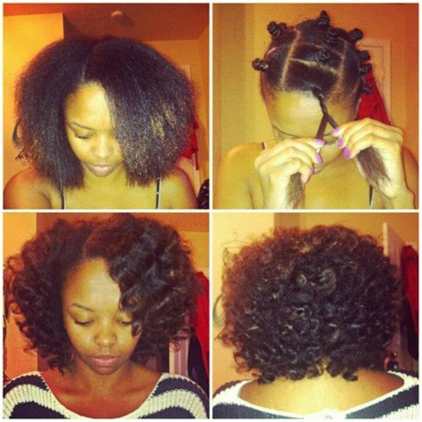 how to bantu knot out natural hair style youtube bantu knot out going natural pinterest