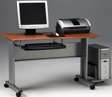 Movable Computer Desk by Best Movable Computer Desk 16 Amusing Movable Computer