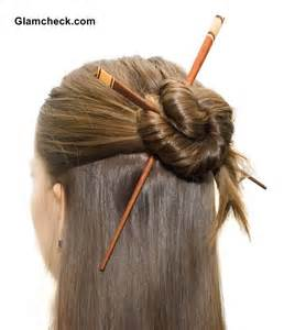 hair plait with chopstick 25 best ideas about chopstick hair on pinterest