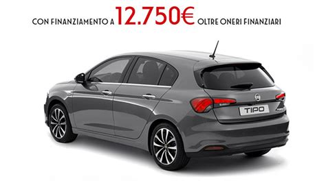 fiat hatchback the fiat tipo hatchback will cost 12 750 euros