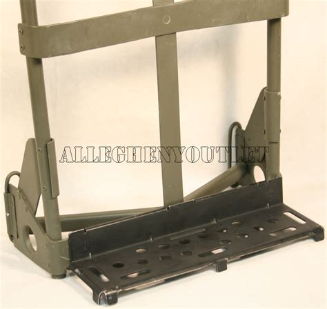 Pack Frame Shelf by Usgi Pack Cargo Shelf New Ebay
