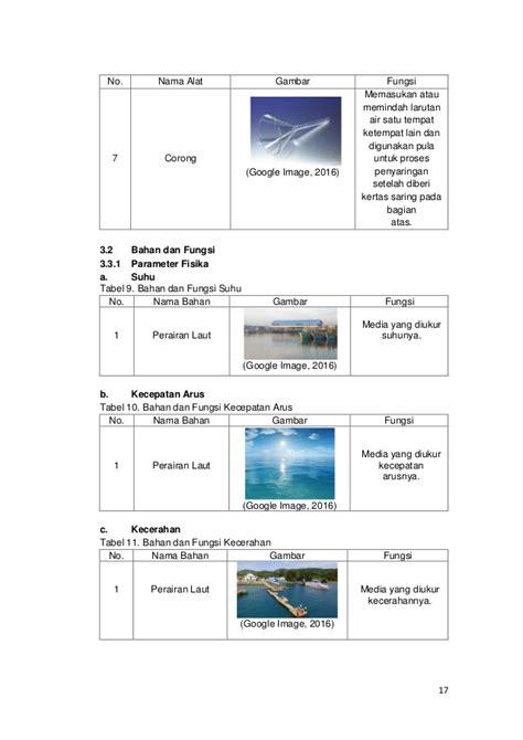 Nama Alat Pengukur Ph Larutan laporan praktikum oseanografi universitas brawijaya
