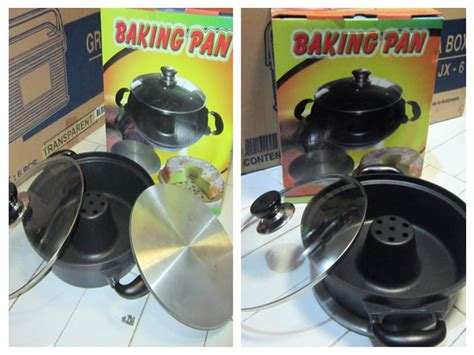 Teflon Snack Maker cetakan kue bolu snack maker baking pan pembuat pop corn