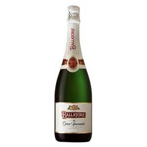 ballatore champagne blend california red spumante by ballatore champagne