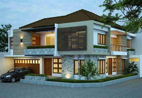 design exterior rumah mewah desain rumah mewah minimalis modern 2 lantai untuk rumah