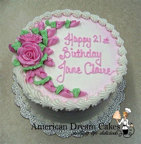 decorated cakes basic decorated cakes american cakes
