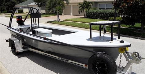 skiff boat ideas ankona boat mod ideas pinterest