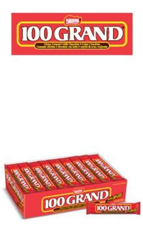 top 100 candy bars best nestle 100 grand candy bars recipe on pinterest