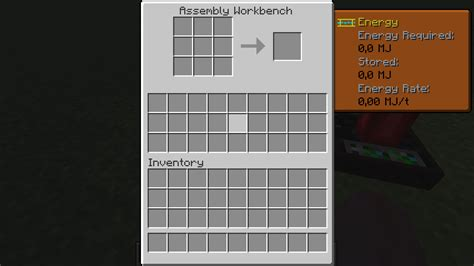 Advanced Crafting Table by Advanced Crafting Table Minecraft Buildcraft Wiki