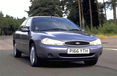 Ford Mondeo II 1996   Car Review   Honest John