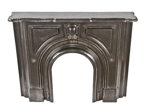 completely refinished brushed ornamental cast iron 19th