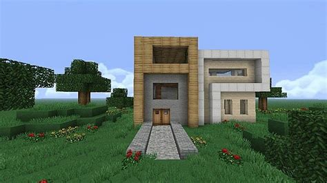 minecraft house inspiration modern studio house gnubhunter inspired minecraft project