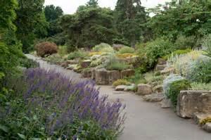 rocaille bordant une all 233 e jardins secs et rocailles