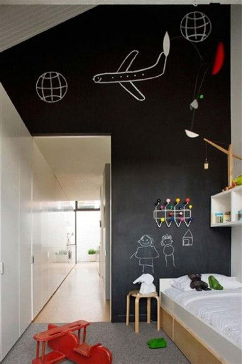 chalkboard paint wall tips 36 exciting ideas to decorate rooms with colored