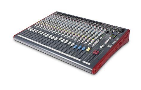 Mixer Audio Allen Heath zed 22fx allen heath
