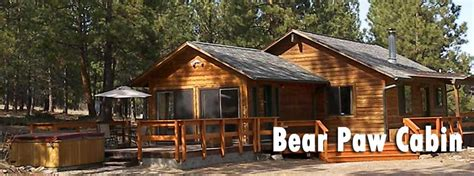 Paw Cabins by Montana Vacation Rental Cabins Bitterroot Cabins