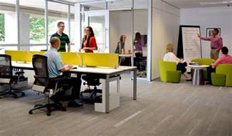 Space Saving Office Desk The Importance Of Creating An Open Plan Desking And