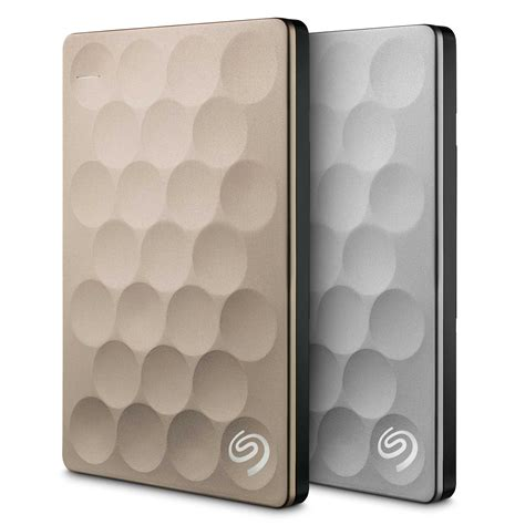 Seagate Backup Plus Ultra Slim 2tb Hardisk Harddisk External Eksternal seagate launches world s thinnest 2tb mobile drive