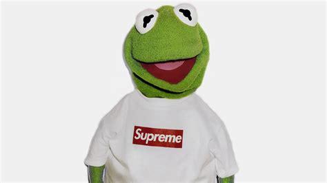 Tshirt Kaos Supreme X Kermit Supreme X Kermit Poster And Bape T Shirt Review