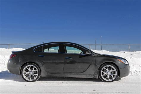 Auto review: 2015 Buick Regal GS is an unassuming upscale