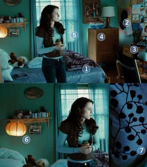 bella swan bedroom inspired by bella s room