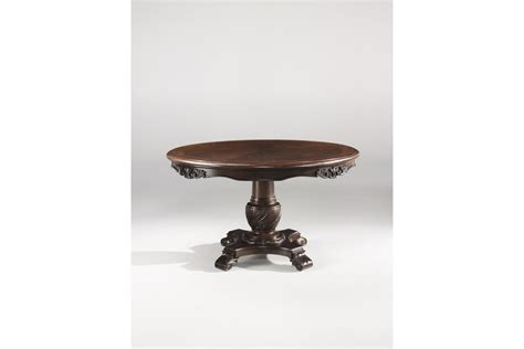 Dining Room Pedestal Table D553 50b Shore Dining Room Pedestal Table Base