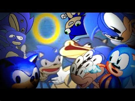 Sonic Rings Meme - ytph mobius sufrio una descompostura youtube