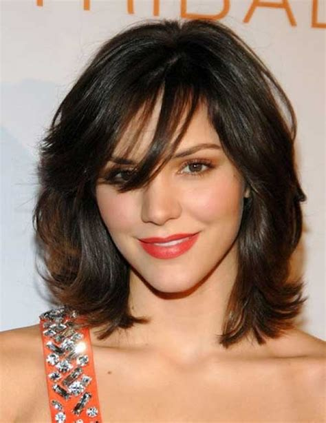 Hairstyles For Thick Hair by Haircuts For Medium Thick Hair Hairstyles Haircuts