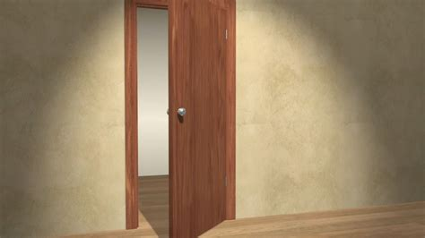 Does Mba Open Doors by How To Install Or Replace Door Hinges 14 Steps With