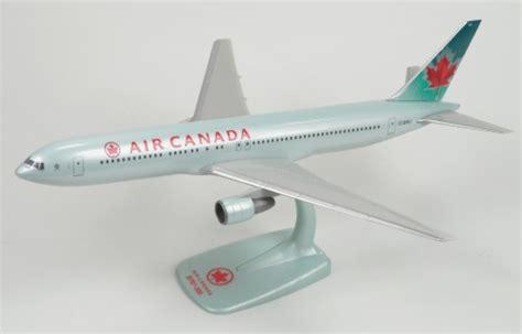 Air Canada Desk by Air Canada Boeing 767 1 200 Scale Desk Model New