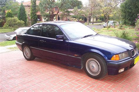 1994 3 series bmw 1994 bmw 3 series information and photos zombiedrive